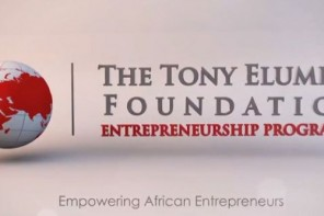 Apply now for Tony Elumelu Entrepreneurship Programme 2017