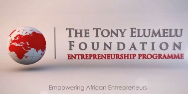 Tony Elumelu Entrepreneurship
