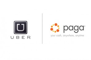 Paga to the rescue – cashless payments still possible on Uber