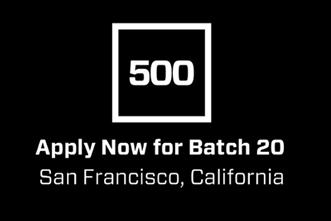 500 Startups Batch-20