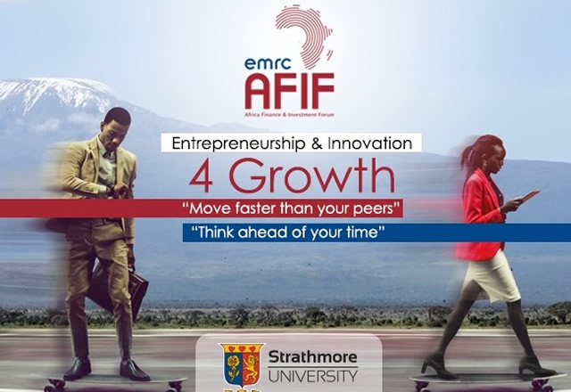 The AFIF Entrepreneurship AWARD 2017
